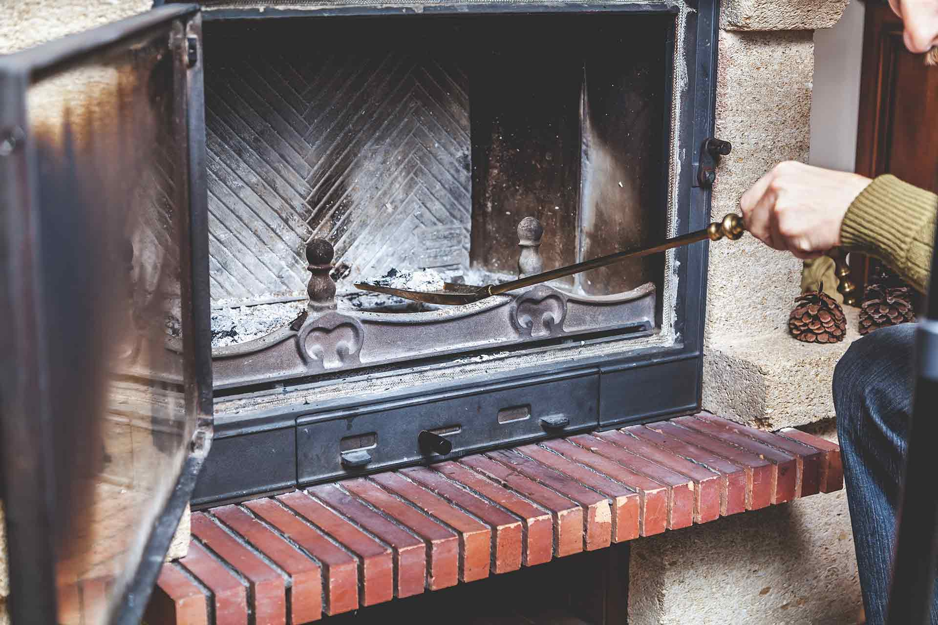 benefits of spring fireplace cleaning