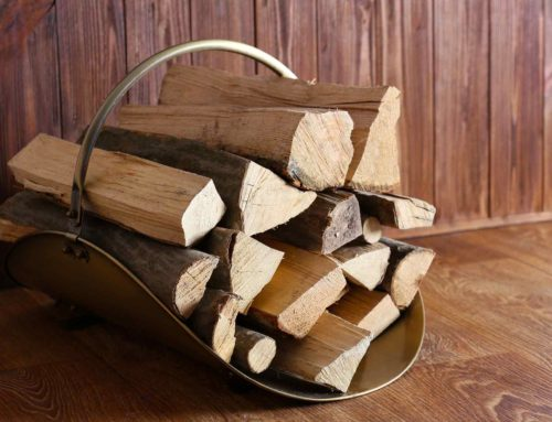CHOOSING THE RIGHT FIREWOOD FOR FIREPLACE SAFETY