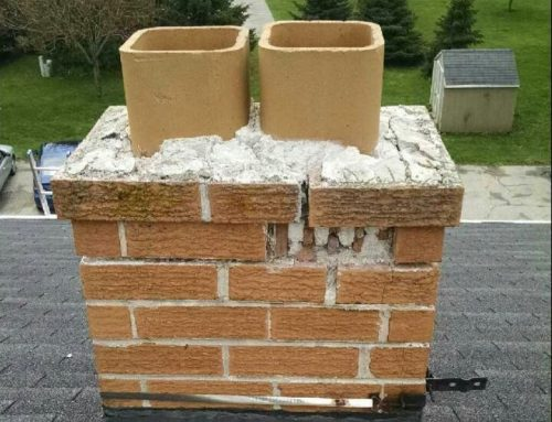 THE MOST DANGEROUS CHARACTERISTICS OF A NEGLECTED CHIMNEY