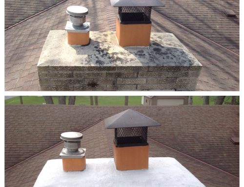 6 GREAT REASONS YOU SHOULD HAVE A  CHIMNEY CAP INSTALLED